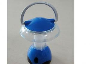 2012 New Hot Sell Small Cheapest High Lumens Solar Lights With Red And Blue Colors