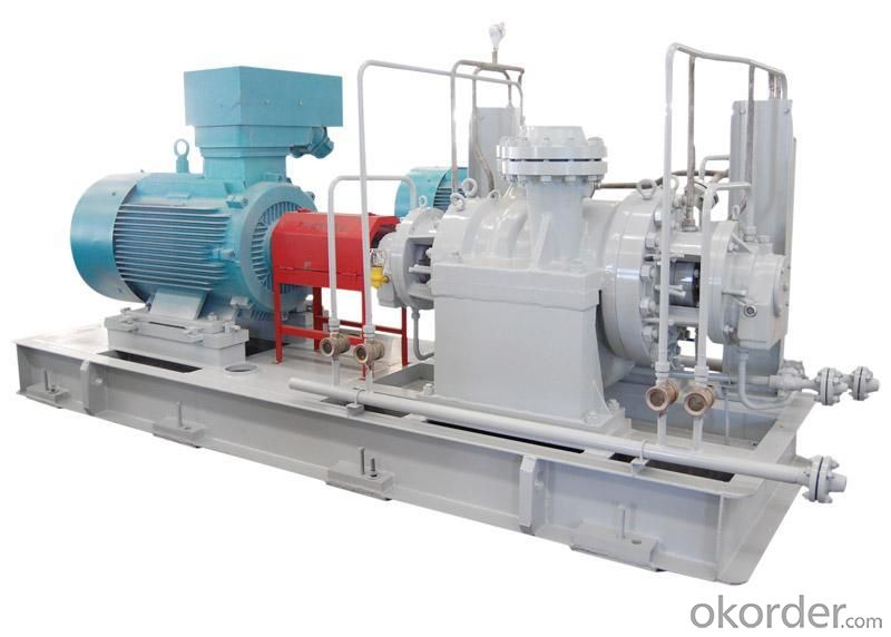 Single/Double Stage Centrifugal Oil Pump