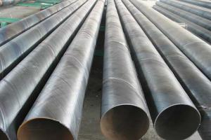 SSAW Welded Steel Pipes API SEPC 5L API SPEC 5CT ASTM A53