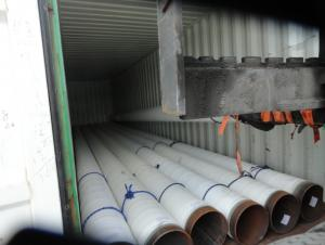 2PE/3PE External Coating Steel Pipe