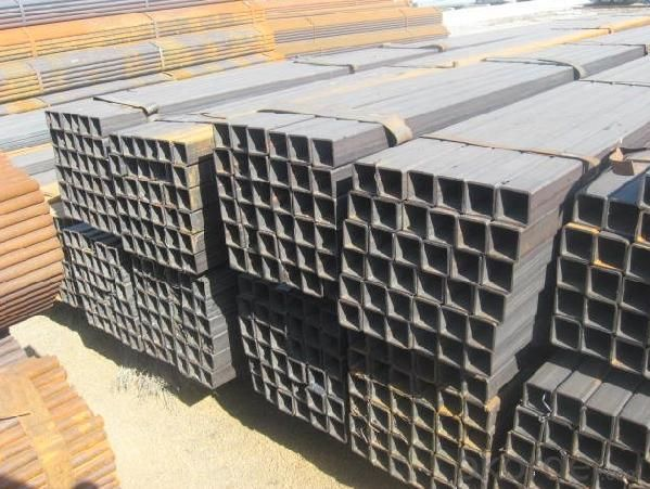 Square Hollow Section Tubes(Hot Rolled/Cold Rolled)