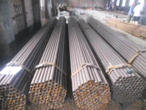 ERW Welded Steel Pipes For Bicycle
