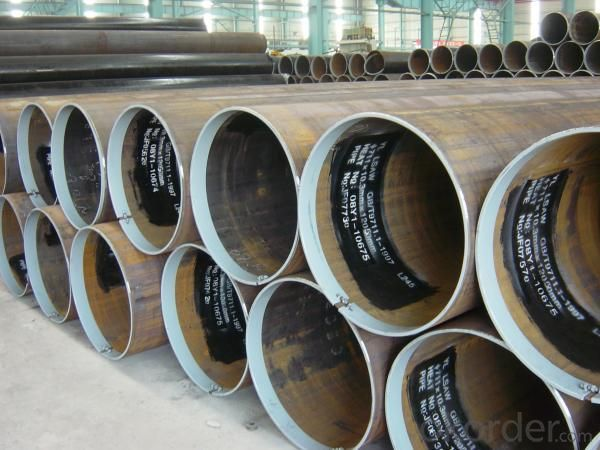 API 5L  LSAW Welded Steel Pipes
