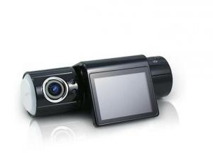 HD Portable Vehicle DVR with 4 Times Digital Zoom Technology