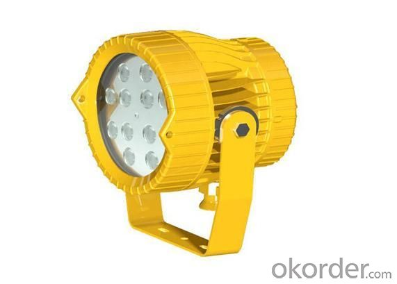 LED Explosion Proof spotlight Light 25 Watt to 60 Watt