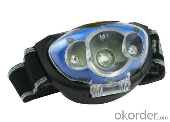 AAA Battery LED Headlight