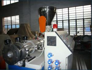 Plastic Machine PVC Granulation Line