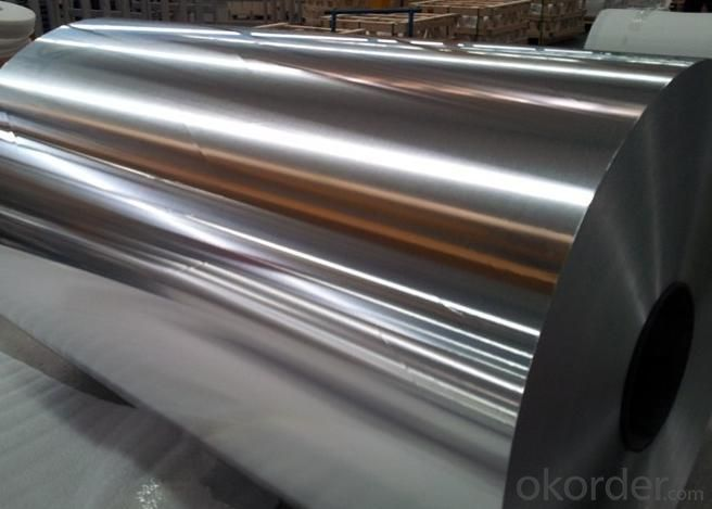 Flexible Packaging Aluminium Foil