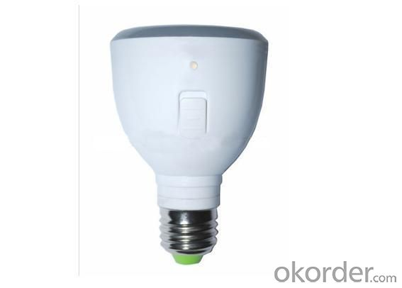 Emergency LED Rechargeable Bulb