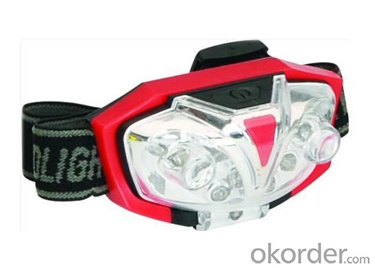 6 LED Camping Headlight