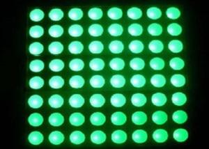 Green Color 3.0 Inch LED Matrix Message Display