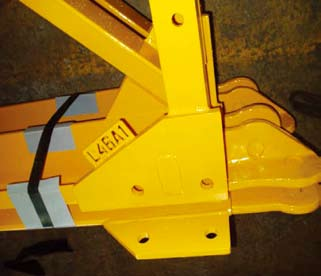 HIGH QUALITY TOWER CRANE PARTS