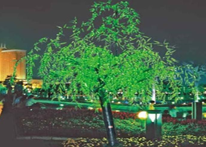 Outdoor LED Tree Light