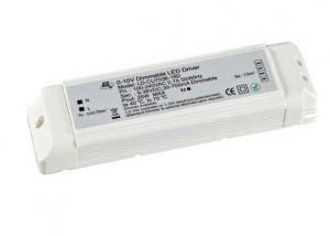 Dimmable Constant Current LED Driver 25 Watt 0-10V