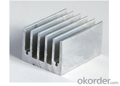 Aluminium Heat Sink / Radiator for Circuit Board
