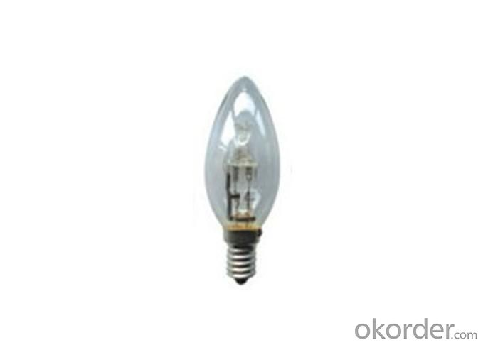 C35 E27 Energy Saving Halogen Bulbs