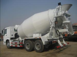 Concrete Mixer Truck  6m3