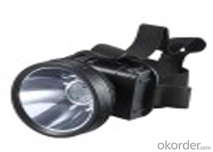 LED Rechargeable Head Lamp