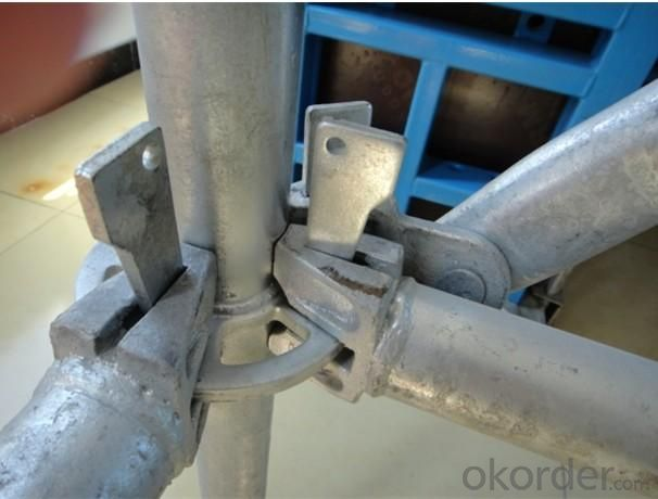 Super Quality Ring-Lock Scaffolding
