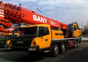 SANY Truck Crane STC750