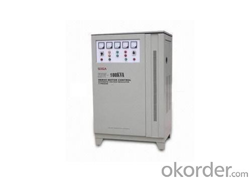 SBW Full Automatic Compensation Voltage Stabilizer