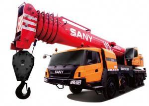SANY Truck Crane STC1000C