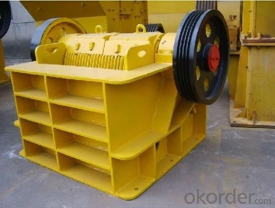 CMAX High Performance Jaw Crusher For Mining,Crushing