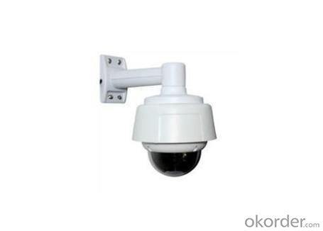 Vandalproof Dome IP Camera in H.264