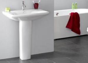 075 Pedestal Washbasin