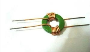 Low Frequency High Quality Coil/Inductor