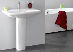 069 Pedestal Washbasin