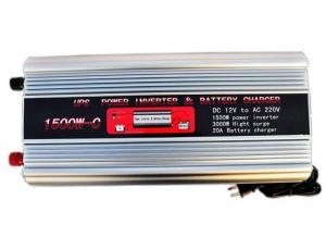 Muti-functional Inverter with Battery Charger 1500 Watt 12V 220V
