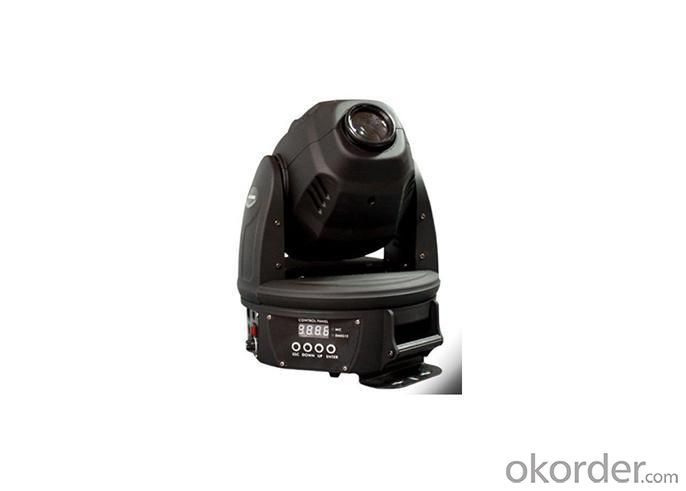 12CH 60W LED Moving Head Light with Narrow Angle