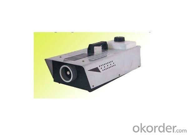 1500W Remote Fog Machine