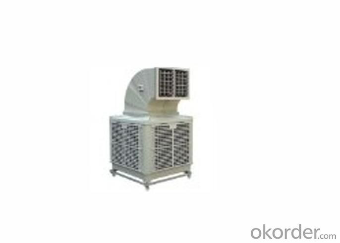 Outdoor Stand Air Conditioner with Caster
