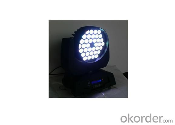 36X10W Quad-Color LED Moving Head Light/Stage Lighting