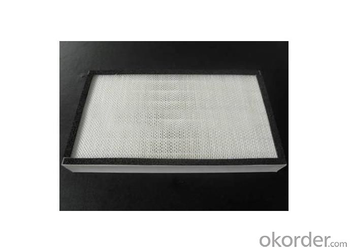 Air HEPA Filter Screen with High Efficiency