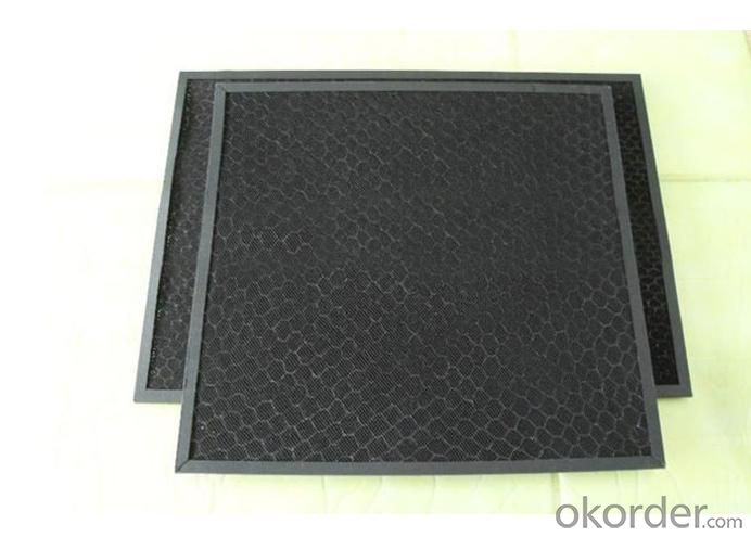Active Carbon Air Filter Screen