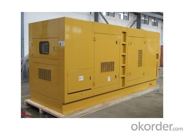 Global Warranty Cummins Diesel Generator Set 550KVA