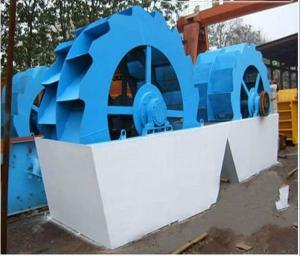 High Efficiency Gear Type Sand Washing Machine