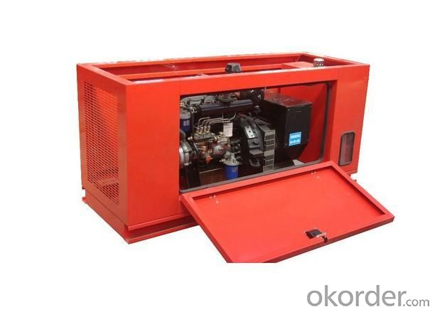 Generator For Refrigerator Wagon