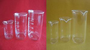 Tall Form Quartz Beaker 10-5000ml