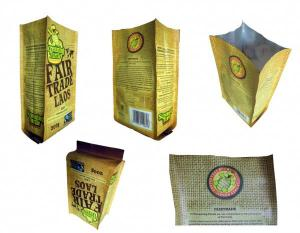 Kraft Laminated  Food Bag