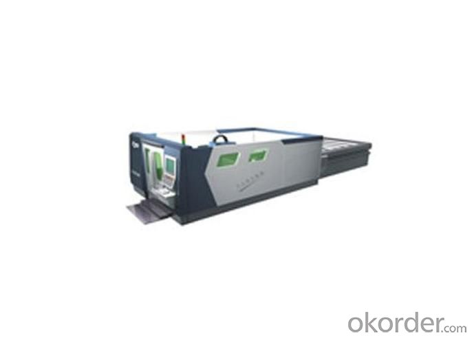 Nonmetals Laser Cutting Machine
