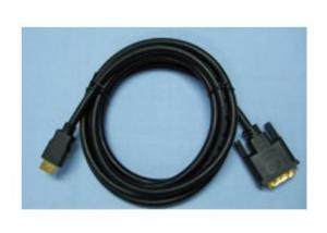 HDMI to DVI Cable with Gold Plated