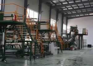 TPO Resins Waterproofing Membrane Plant