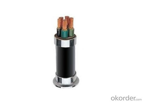 High Voltage Xlpe Insulated Power Cable 11KV
