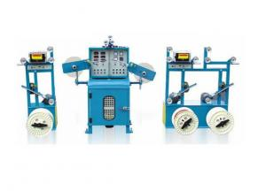 Bobbin Vertical Single Twisting Machine 400mm for Hdmi Foam-skin Core Wire/Double Layer Taping