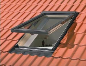 Best Quality Aluminum Wooden Roof Window