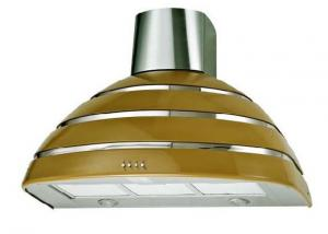 Halogen Lamp Kitchen Range Hood